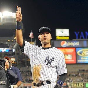 Derek Jeter: Yanks captain, King of NY, CHAMPION, respect, money, looks, babes...