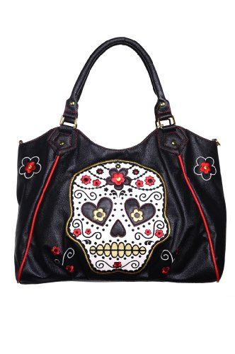 New desinger fashoinable casual Iron Fist banned hell bunny Skull womens Handbag Gothic Punk ladies shoulder Bags Banned http://www.amazon.co.uk/dp/B00E2743RS/ref=cm_sw_r_pi_dp_9OtTvb0C0NE30
