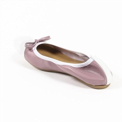 Versace 19.69 Abbigliamento Sportivo Srl Milano Italia - Bailarinas para mujer, Dorado (dorado), 36 IT - 6 US