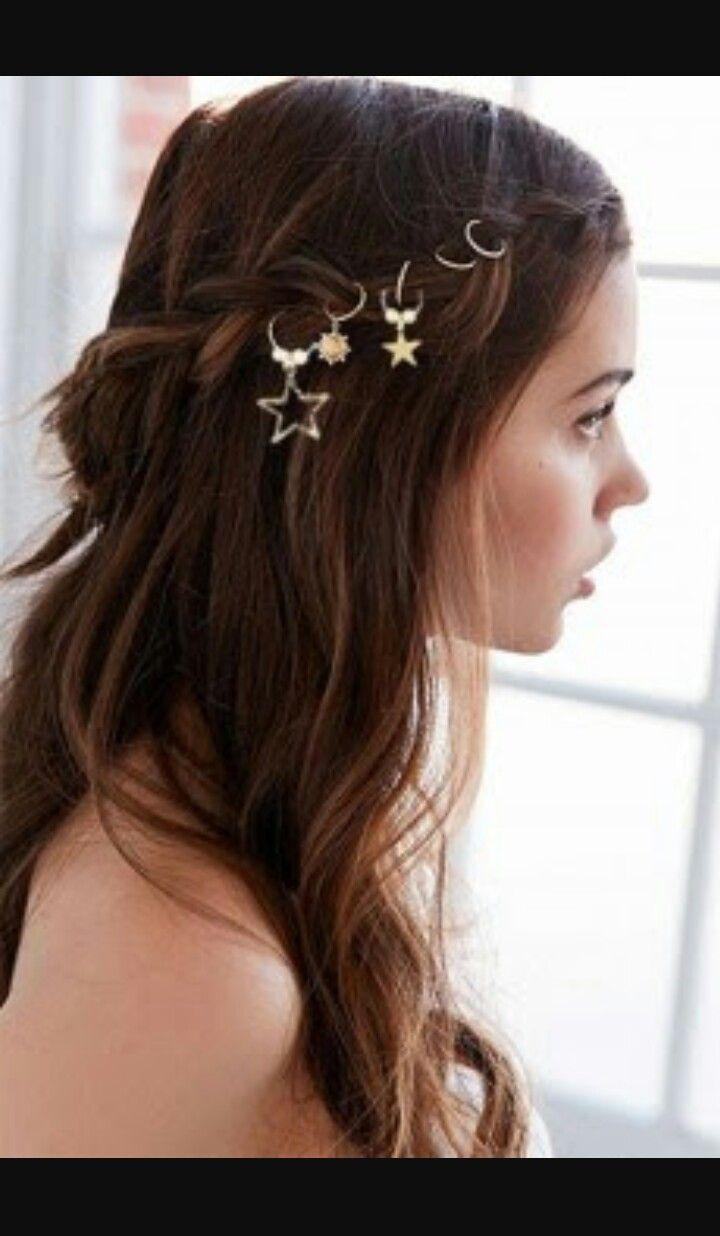 Hair accessories  Prettiness   Hair styles  Pinterest  Hair