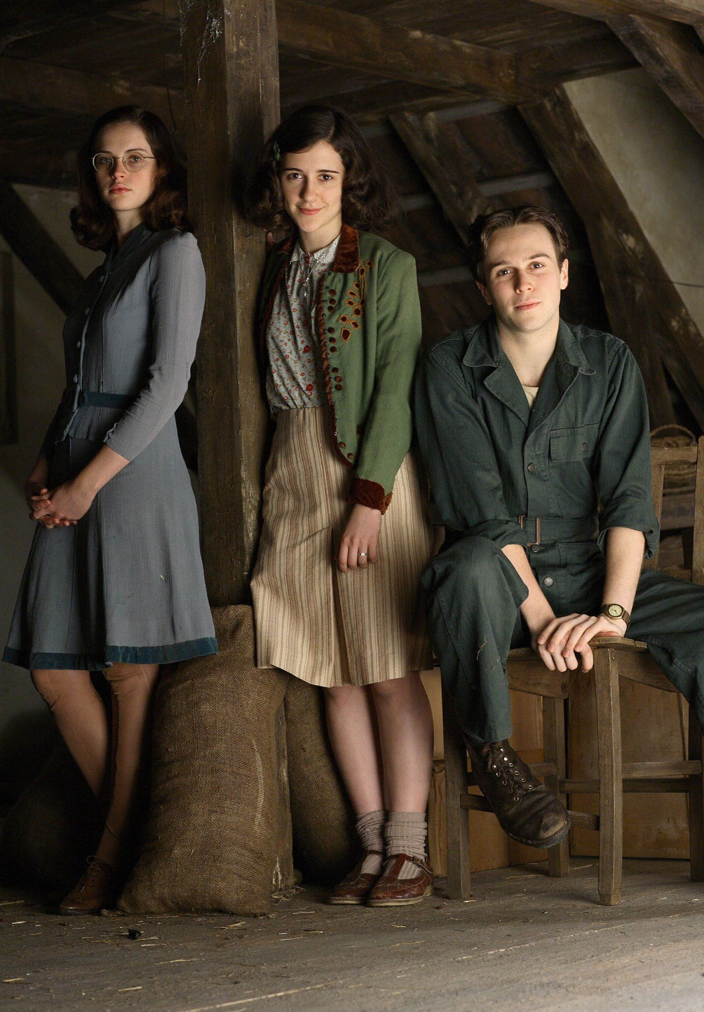 The Diary Of Anne Frank photo Ellie Kendrick, Felicity