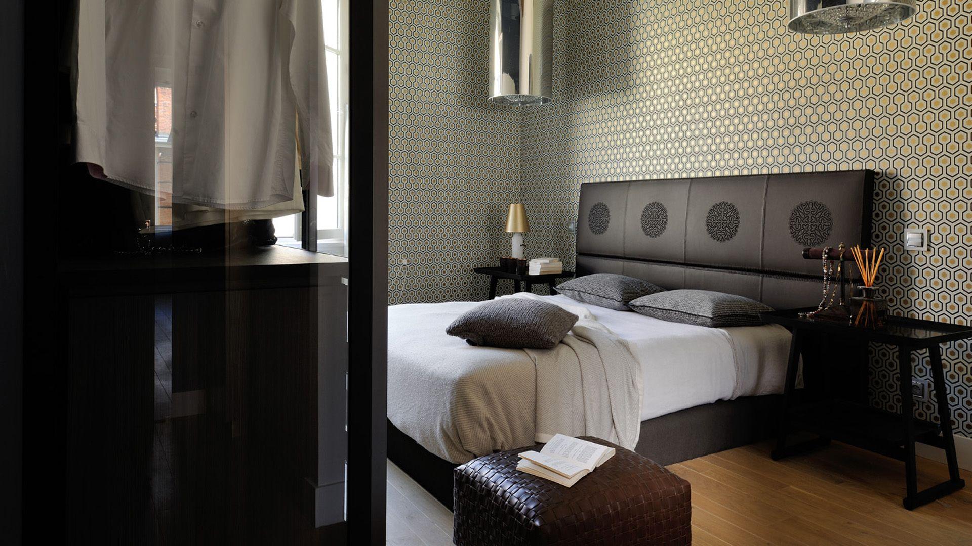 Mobilier Contemporain Lyon Chambre Bedroom Maxalto Dressing