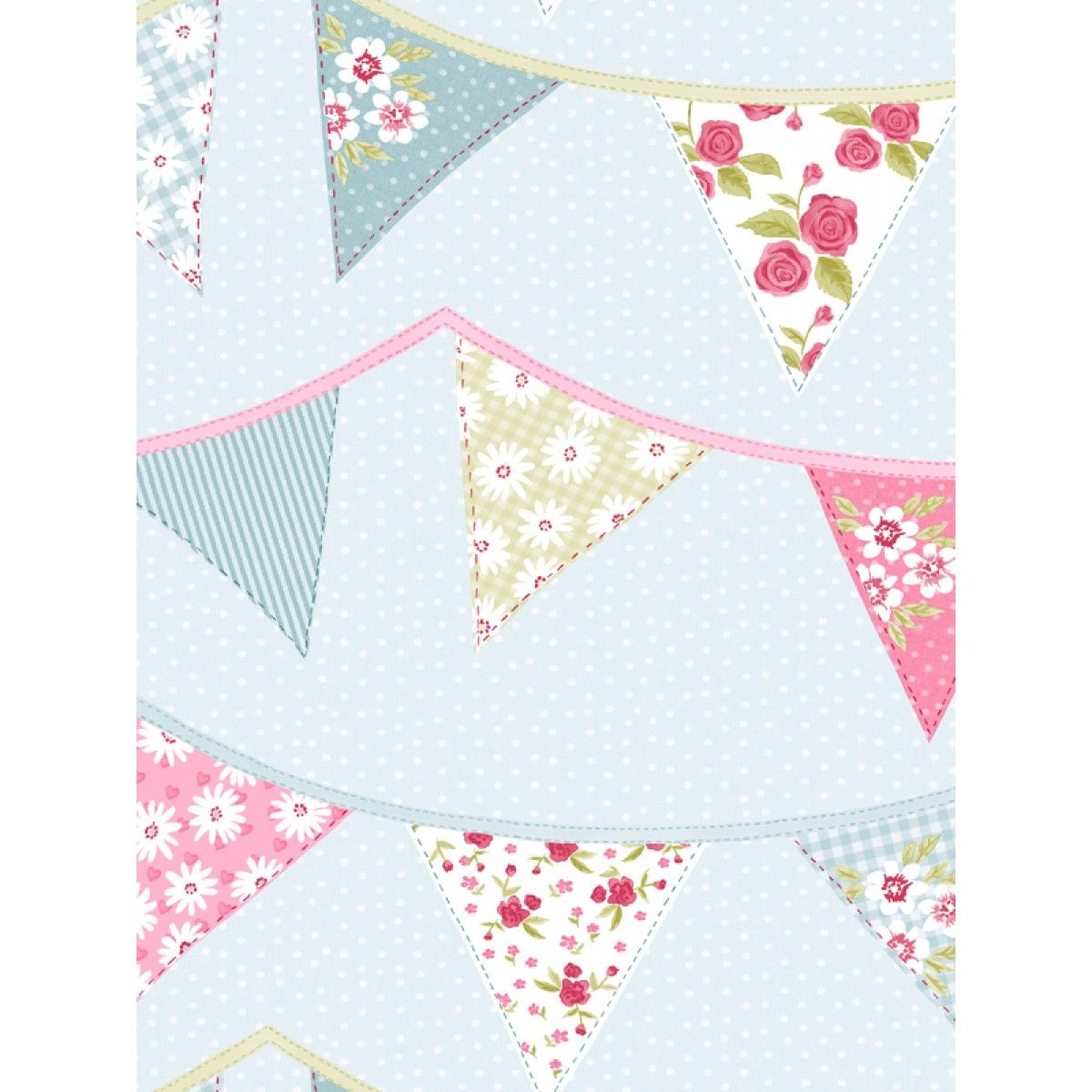 Wallpaper for Homes and Kids Bedrooms Pink polka dots