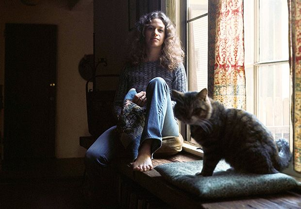 'Tapestry' Carole King, 1971 King was a 29-year-old troubador when she recorded…