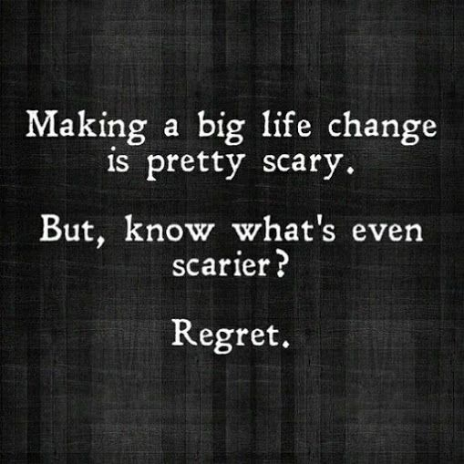 Big Life Change Words Inspirational Quotes Quotes