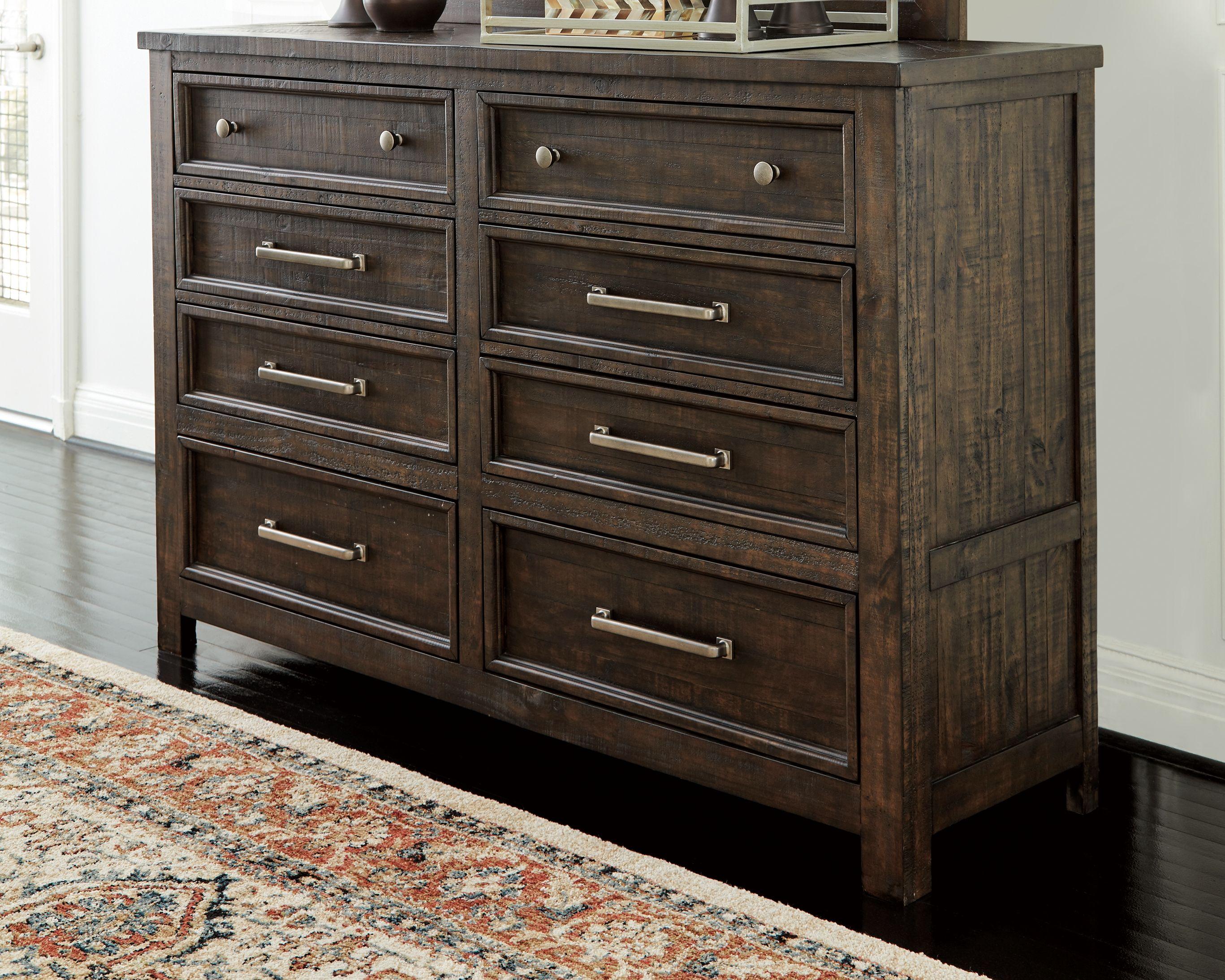 Hillcott Dresser Ashley Furniture Homestore Modern Farmhouse Dresser Ashley Furniture Dresser Dark brown chest of drawers