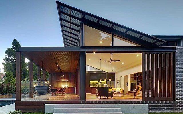 Best 5 Modern Roof Design Ideas Facade House Kensington House House Roof 400 x 300