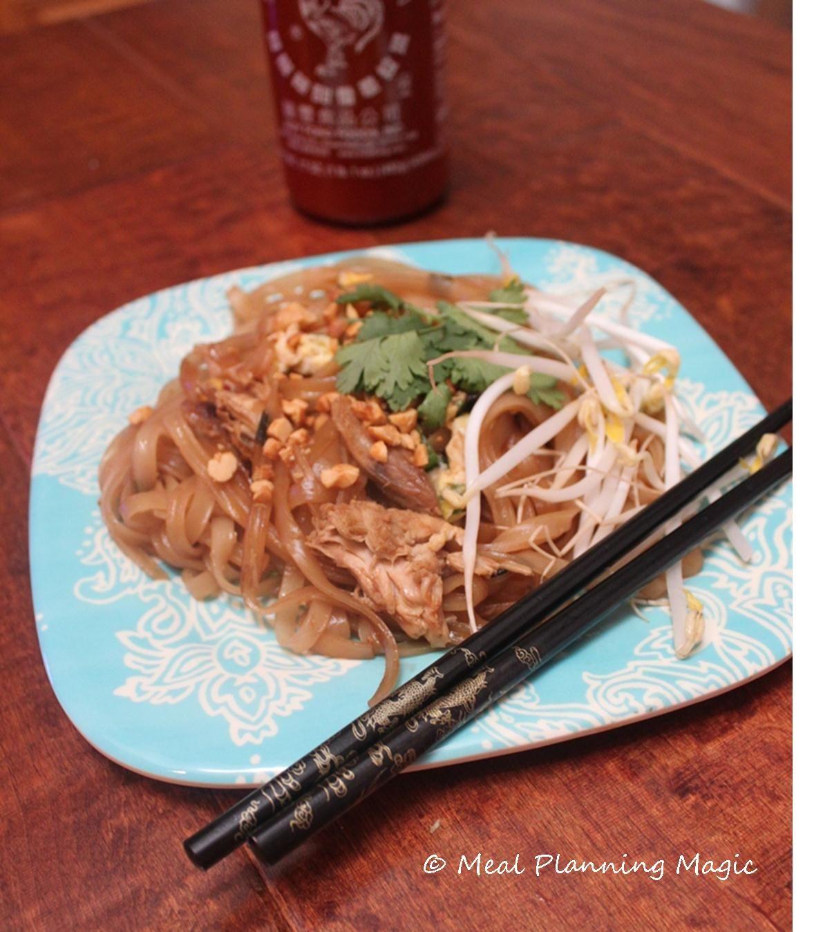 padthai pretty good.. not like the padthai at restaurants
