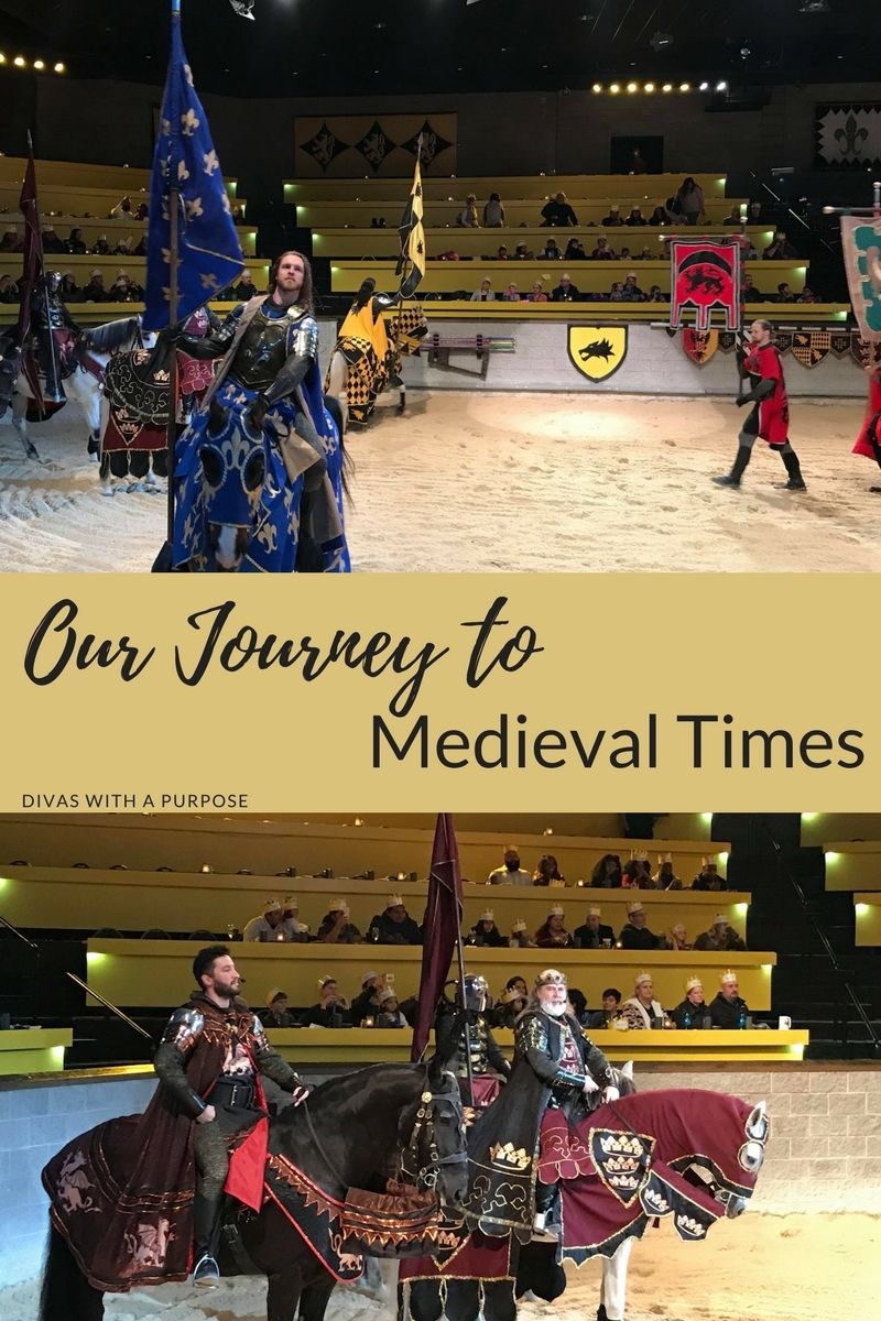 Our Journey to Medieval Times Atlanta GA | Medieval times ...