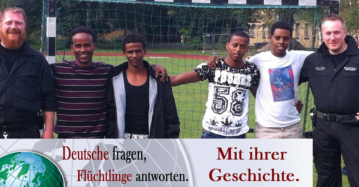 Focus.de - Deutsche fragen – Flüchtlinge antworten: Warum muss es Deutschland sein