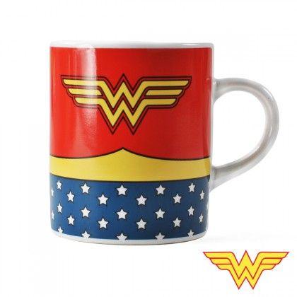 Tasse à Expresso Wonder Woman Costume. Kas Design a7d935261ed