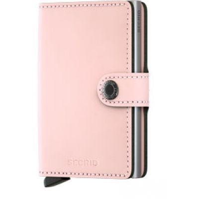 4af60a8f89f Secrid Mini wallet matte pink | Secrid Cardprotector en Secrid Wallets