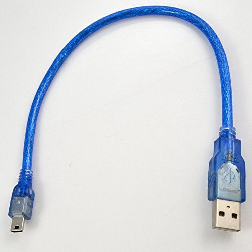 30cm Usb 2 0 A Male To Mini B 5 Pin Male Pc Data Cable Generic Http Www Amazon Com Dp B00mmvkgmw Ref Cm Sw R Pi Dp D56hub1818hnk Data Cable Usb Mini