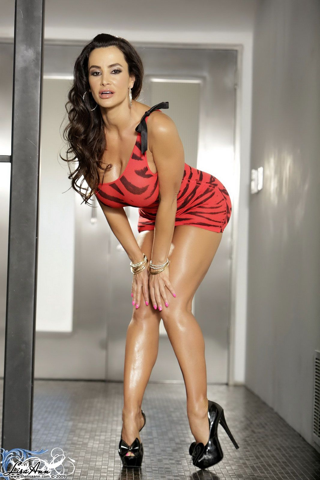 Agree, the Lisa ann sexy tight dress