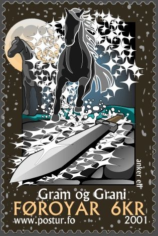Light to darknes myths - Gram and Grani