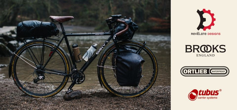 Pannier Shop | Cycle Touring and Bikepacking Shop | Cycle Touring Equipment & Kit