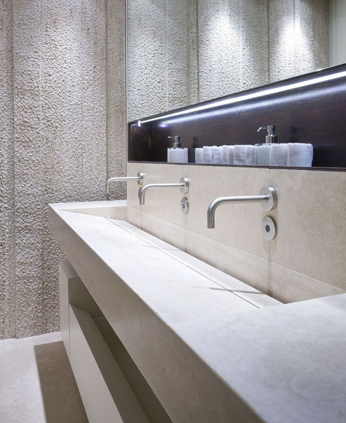 Restaurant Bathroom, Restroom Design Und