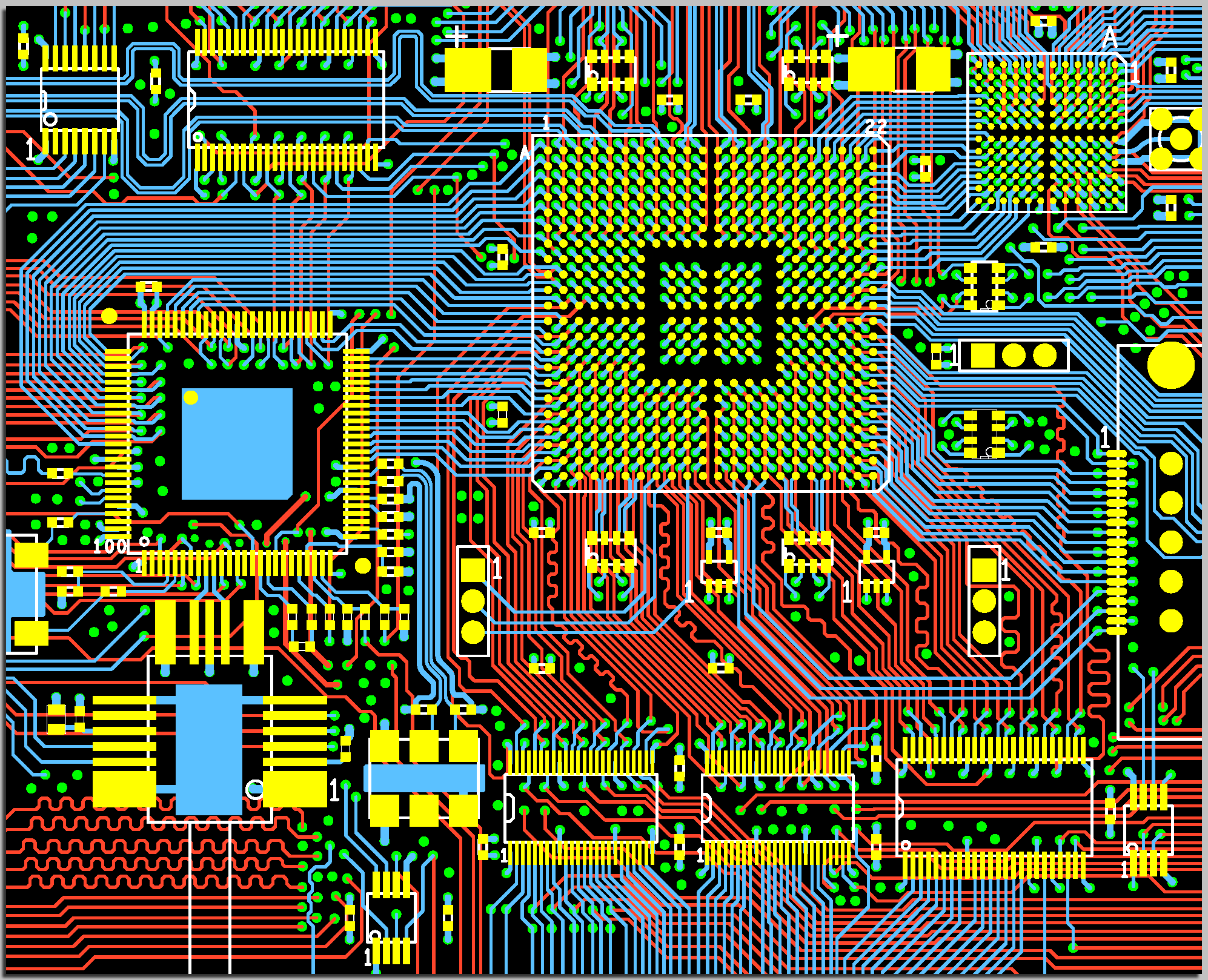 Pcb Design Checklist Circuit Board Design Circuit Design Electronics Workshop
