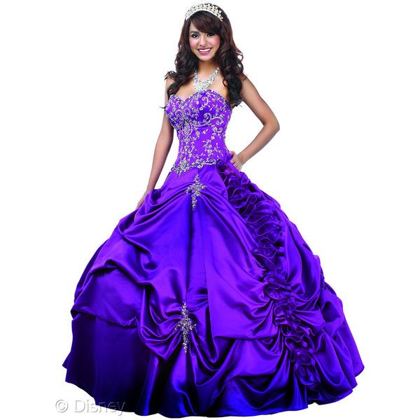 Princess Ball Gowns For Teenagers ❤ liked on Polyvore featuring ...