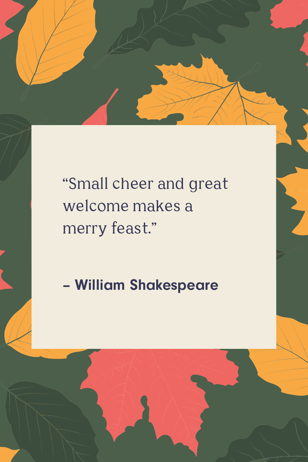 42 Uplifting Thanksgiving Quotes to Share With the Whole Dinner Table | Thanksgiving  quotes, Instagram captions, Shakespeare quotes