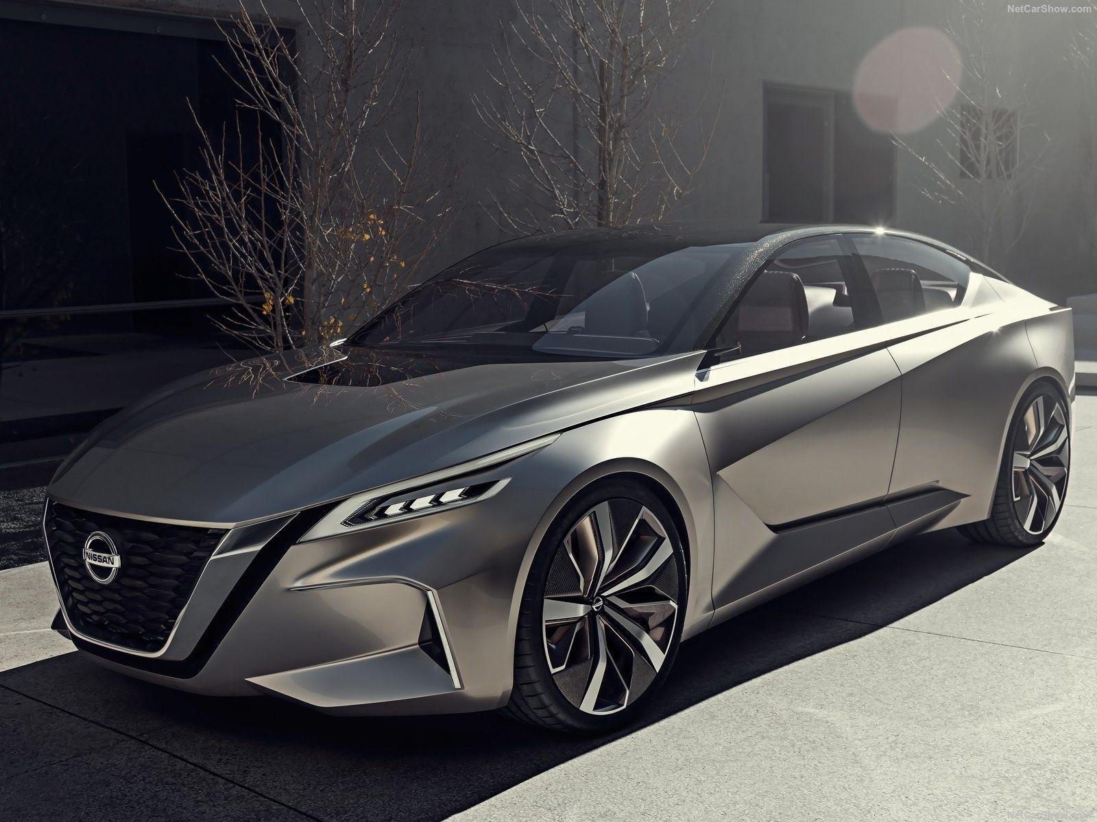 Nissan Vmotion-2.0 Concept 2017 - Новости авторынка.