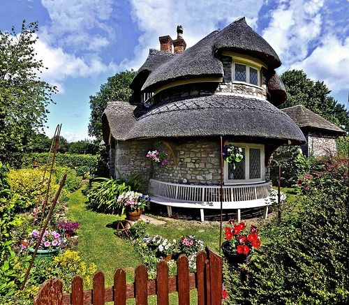 Picardwouldtotallyrulekirk Beautiful Homes Cottage Architecture