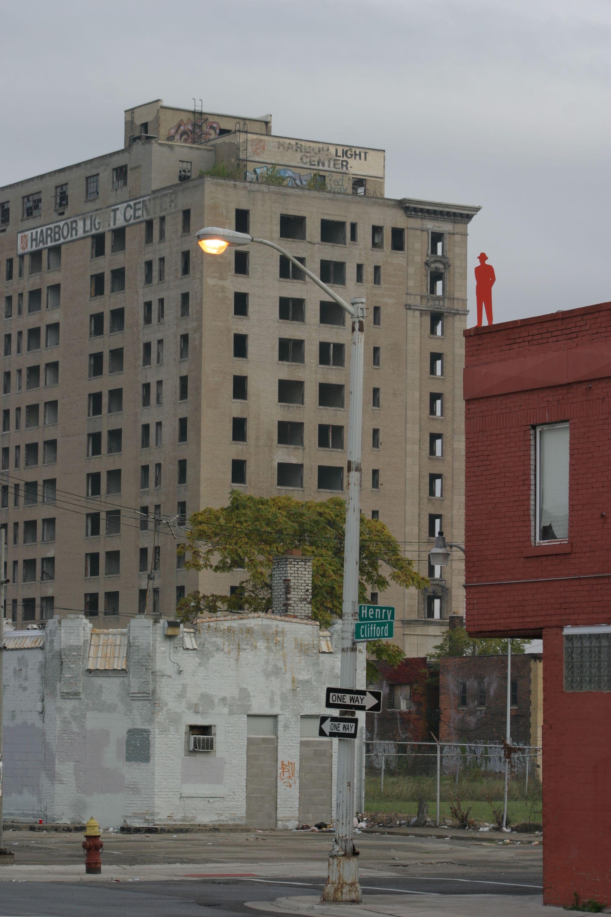 Harry's Detroit Detroit, New york city highline