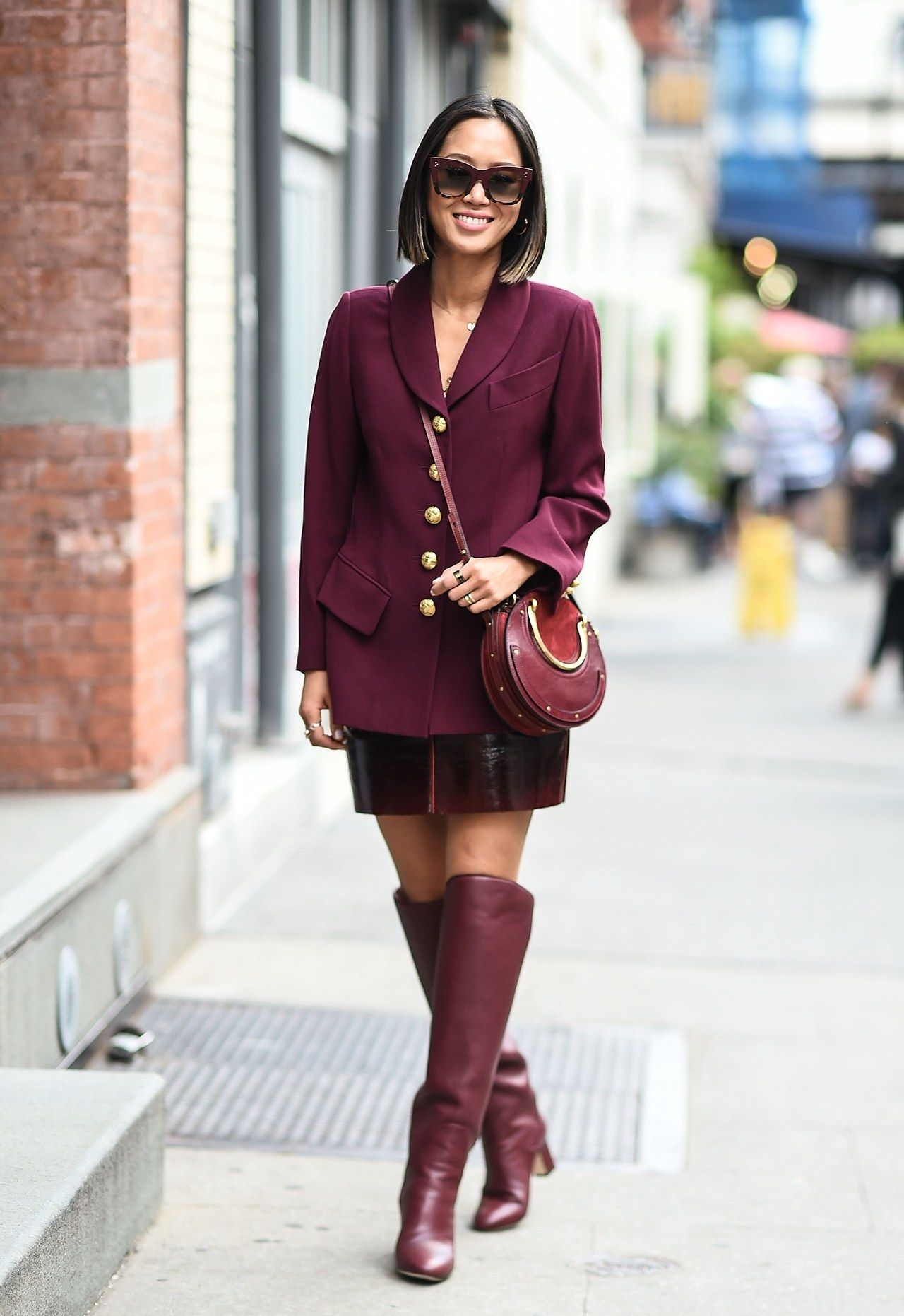 8f4792b752b 17 Perfect Ways to Wear Tall Boots This Winter in 2019
