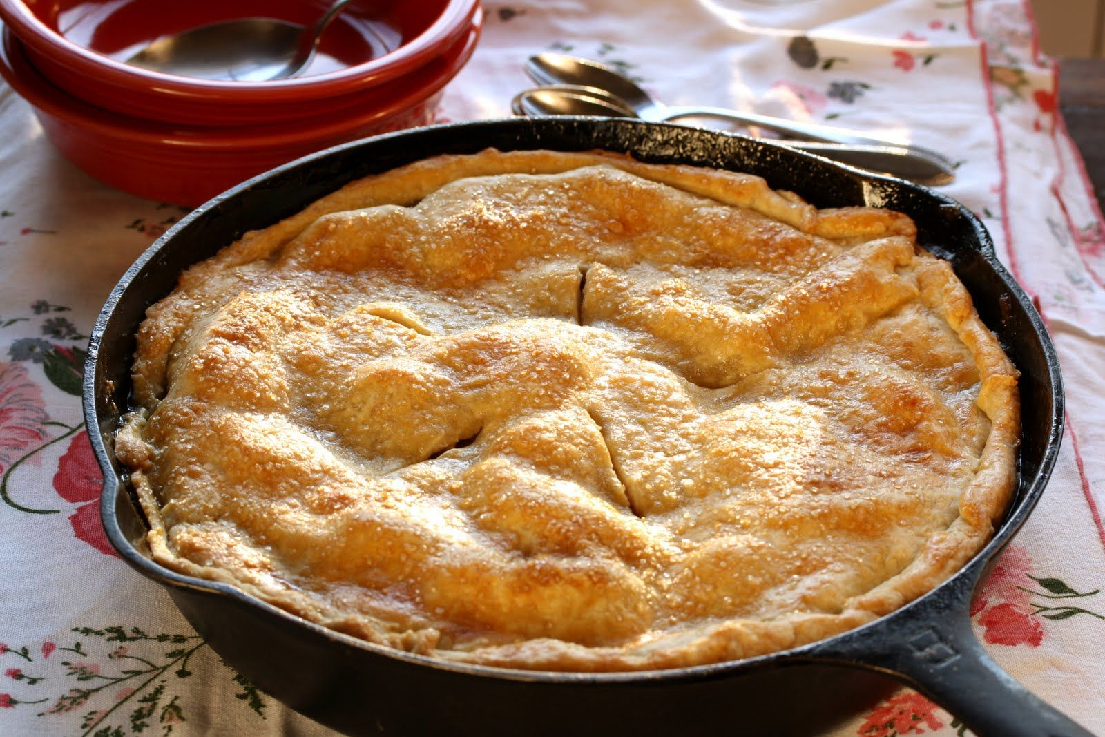 recipe: iron skillet apple pie recipe [13]