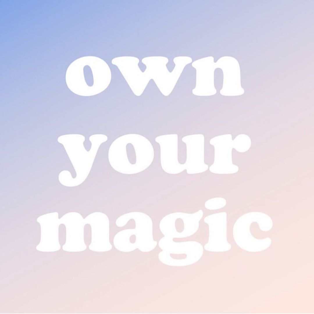Believe You Can... That's #magic • It's Really That Easy