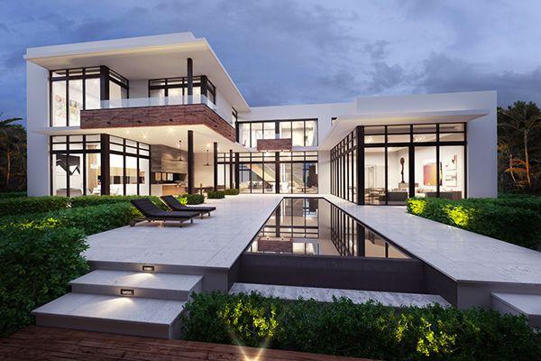 private house in melbourne australia luxury penthouse modern rh pinterest co uk