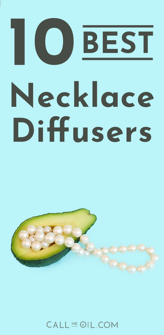 10 best essential oil diffuser necklaces and their reviews in 2018