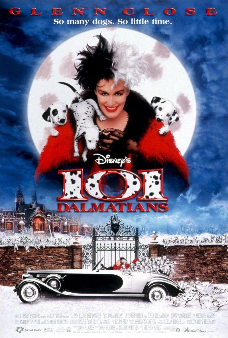 101 Dalmatians Kids Movies 101 Dalmatians Movie Walt Disney Movies