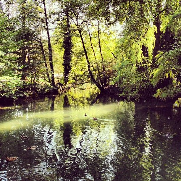 Giardini Indro Montanelli Italy, Milan, World