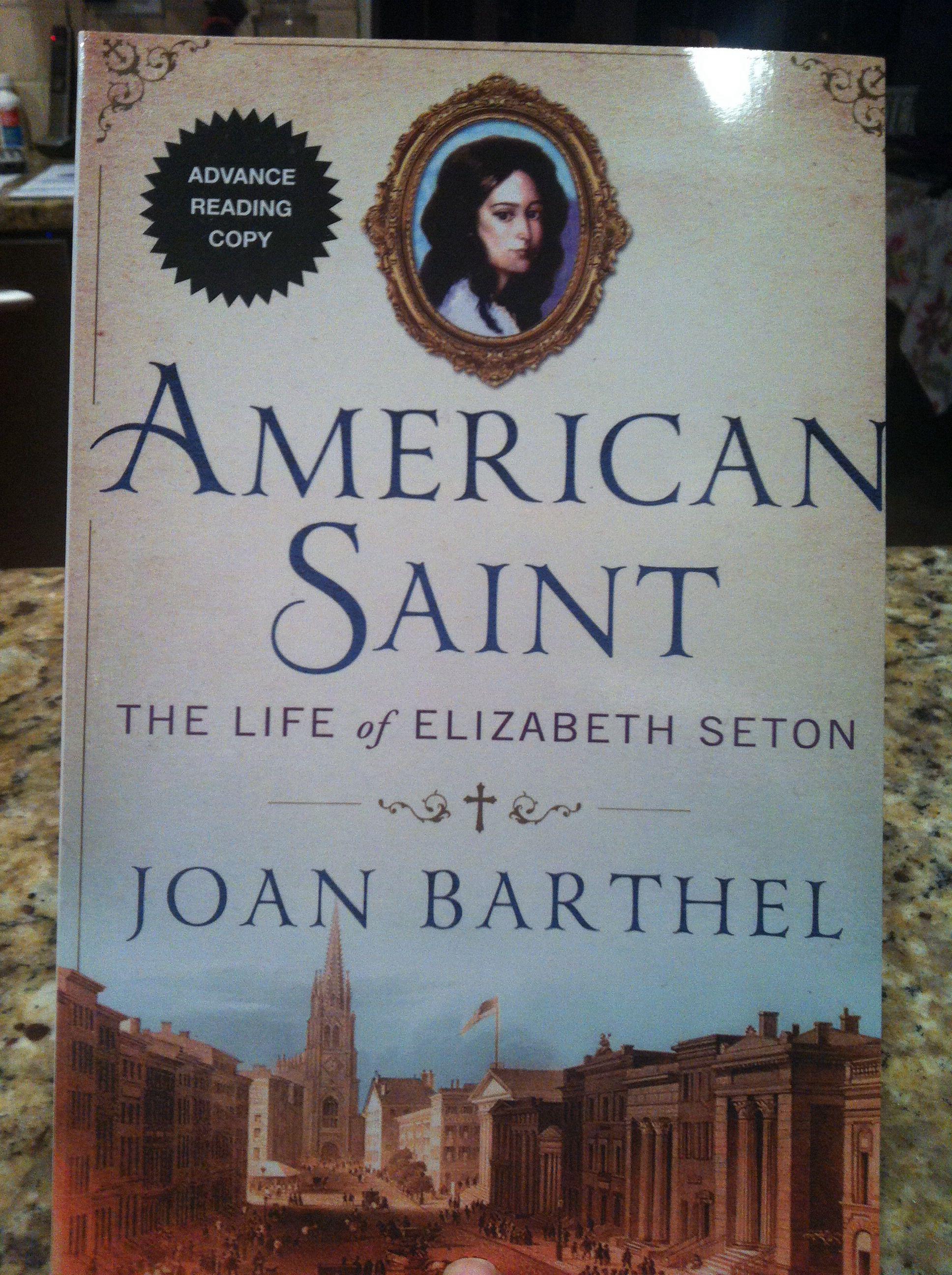 American Saint Elizabeth Seton by Barthell