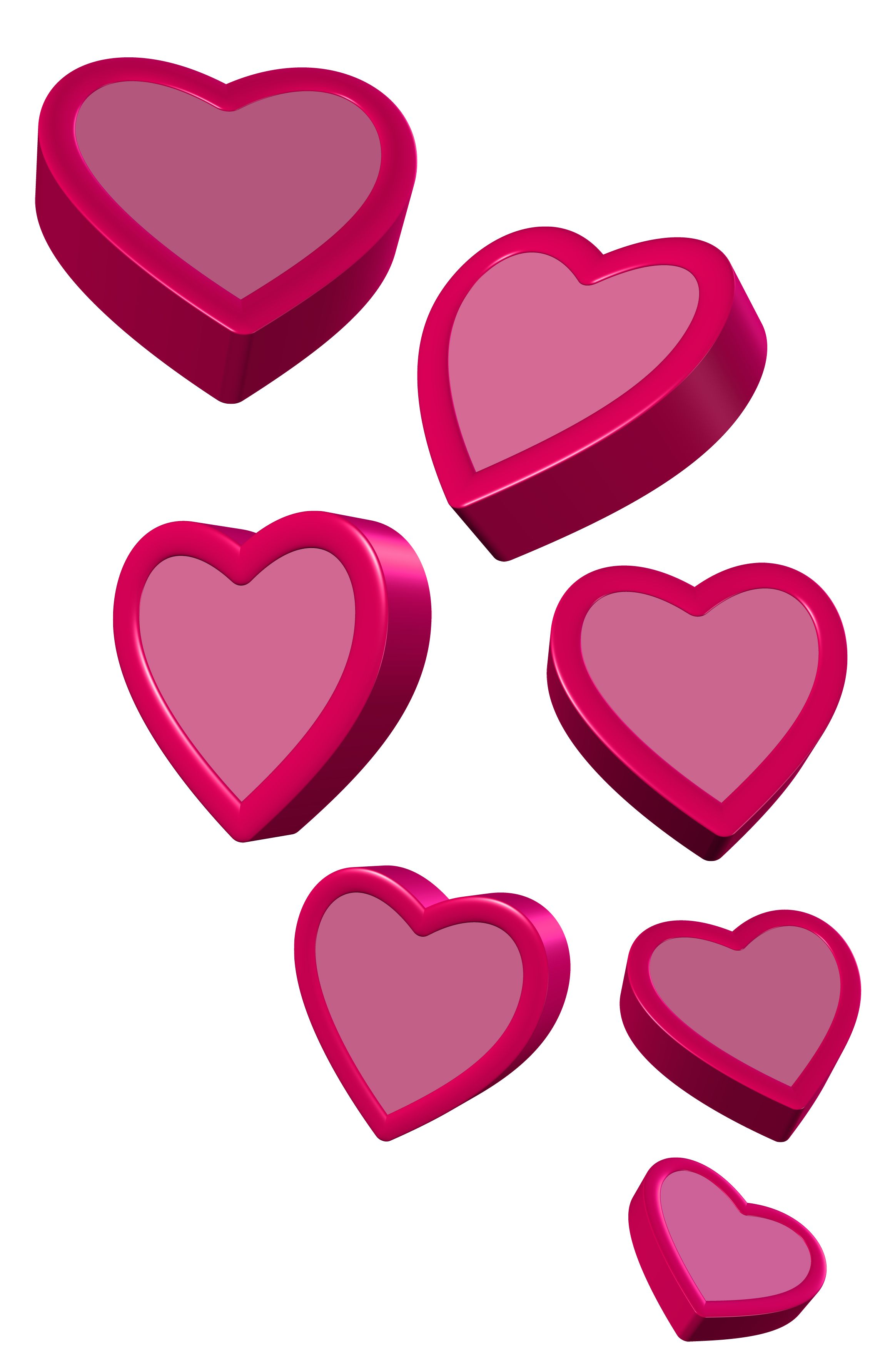 heart clip art image from http gallery yopriceville com var albums  [ 2313 x 3565 Pixel ]