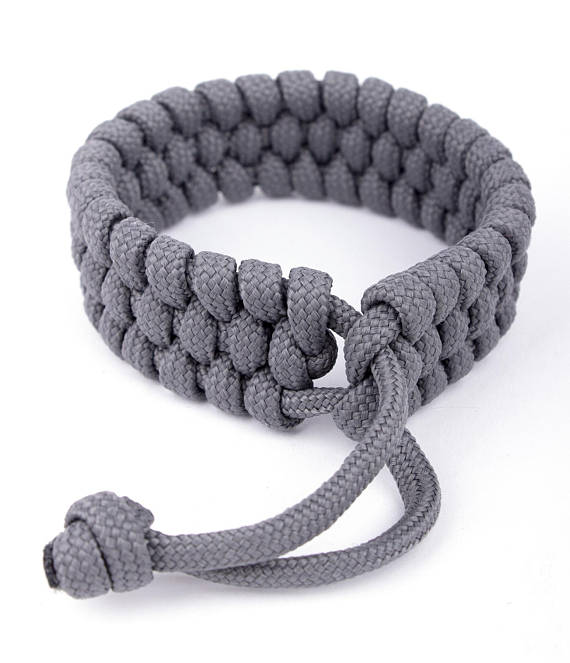 Fishtail Paracord Bracelet Mad Max Style Nautical Bracelet 550