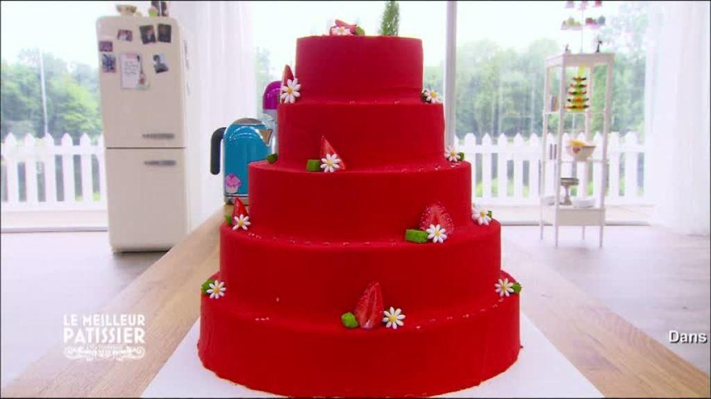Extraordinaire Recette De Fraisier De Cyril Lignac le fraisier de fête de cyril lignac   weeding   pinterest   recette