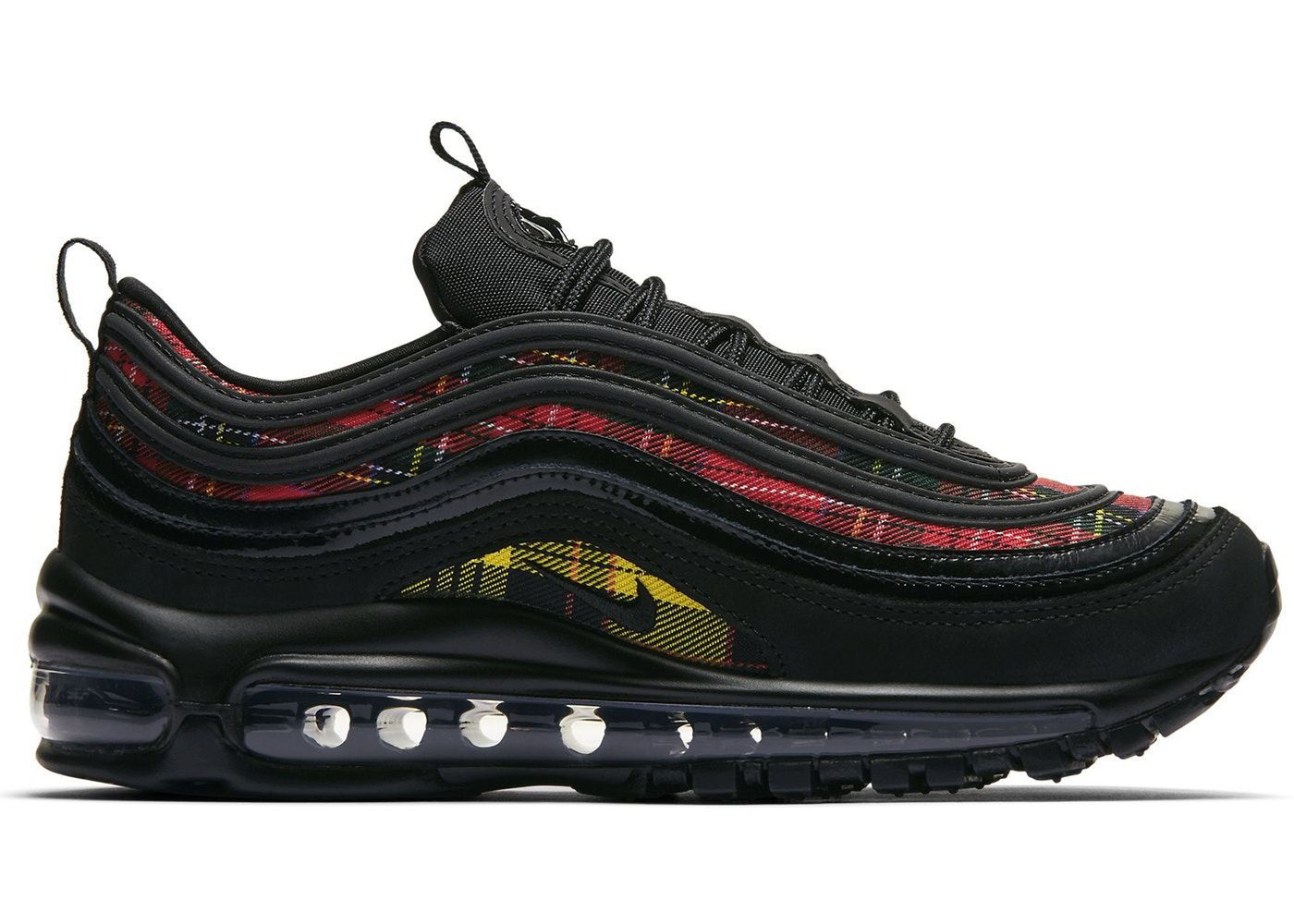 bf2d1acb0309 Check out the Air Max 97 Tartan Black (W) available on StockX