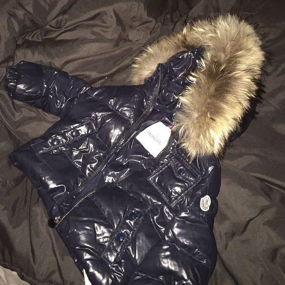 moncler jacket tear