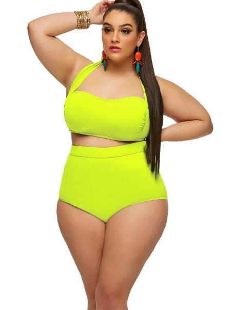7166af0e5a6 Monif C. Swimwear  Fashion-Forward Swimsuits for Plus Sized Women ...