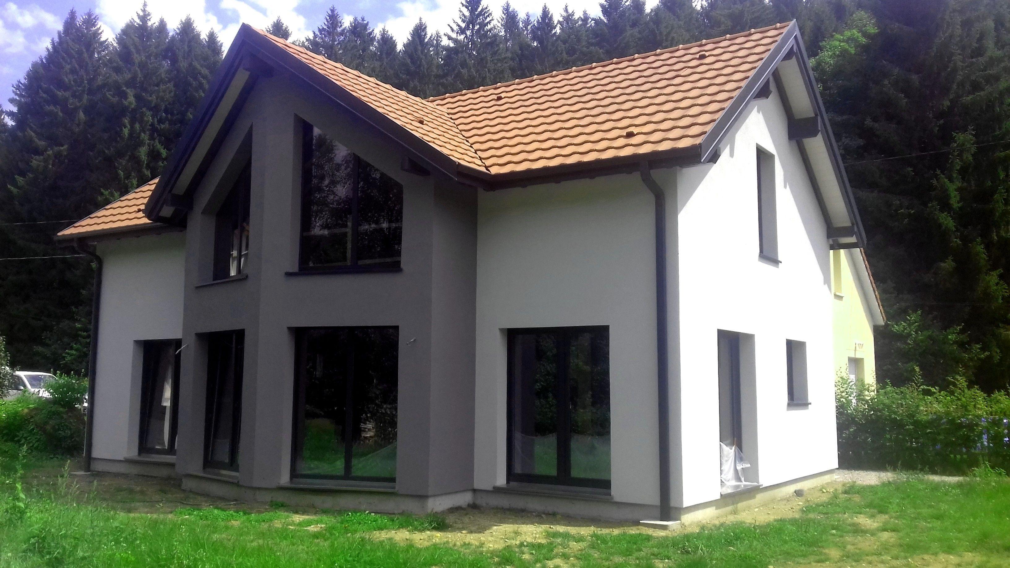 Maison Ossature Bois Vosges Épinglé par cuny constructions sur maisons | maison ossature