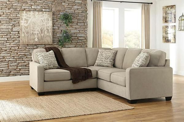 Best Alenya 2 Piece Laf Sectional With Images Sofa And 400 x 300