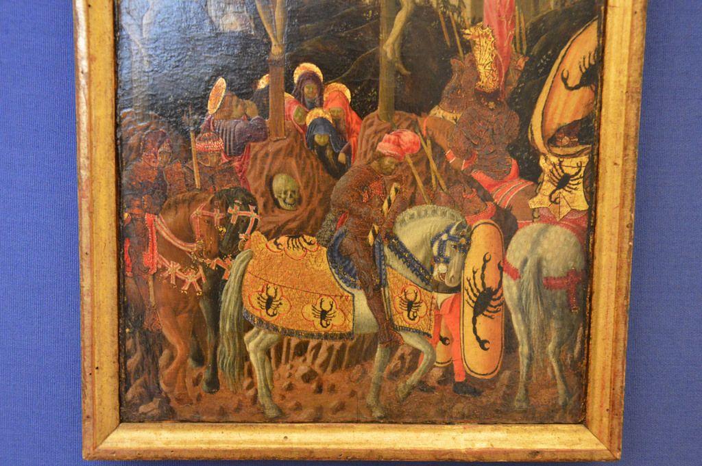 GIOVANNI DI PIERMATTEO, detto GIOVANNI BOCCATI  (Camerino, 1410-1480 c.)…