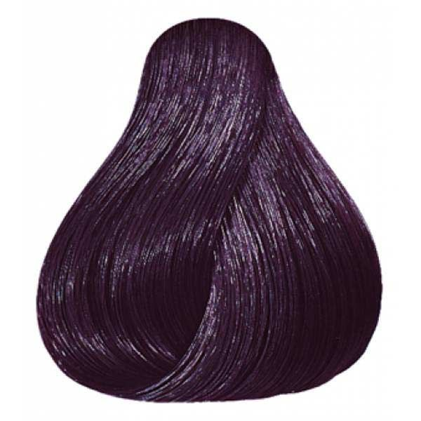 3366 Wella Koleston Perfect Dark Brown Hair And An