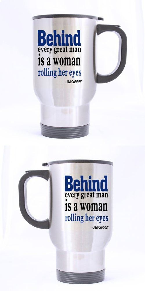 Top Funny Wedding Anniversary Gift Cup Behind Every Successful Man