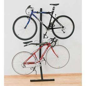 Two Bike Bunk By Saris Cycling Group 108 00 Vertical Indoor