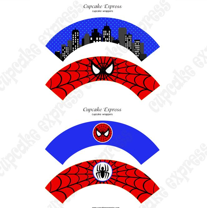 image about Free Printable Cupcake Wrappers and Toppers With Spiderman referred to as Hulk Birthday Get together Totally free Printable Wrappers And Toppers
