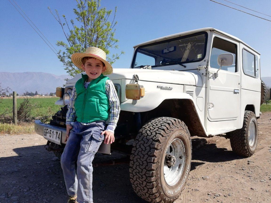 Toyota Land Cruiser Maximo Correa En San Felipe Chile Toyota Land Cruiser Land Cruiser Toyota