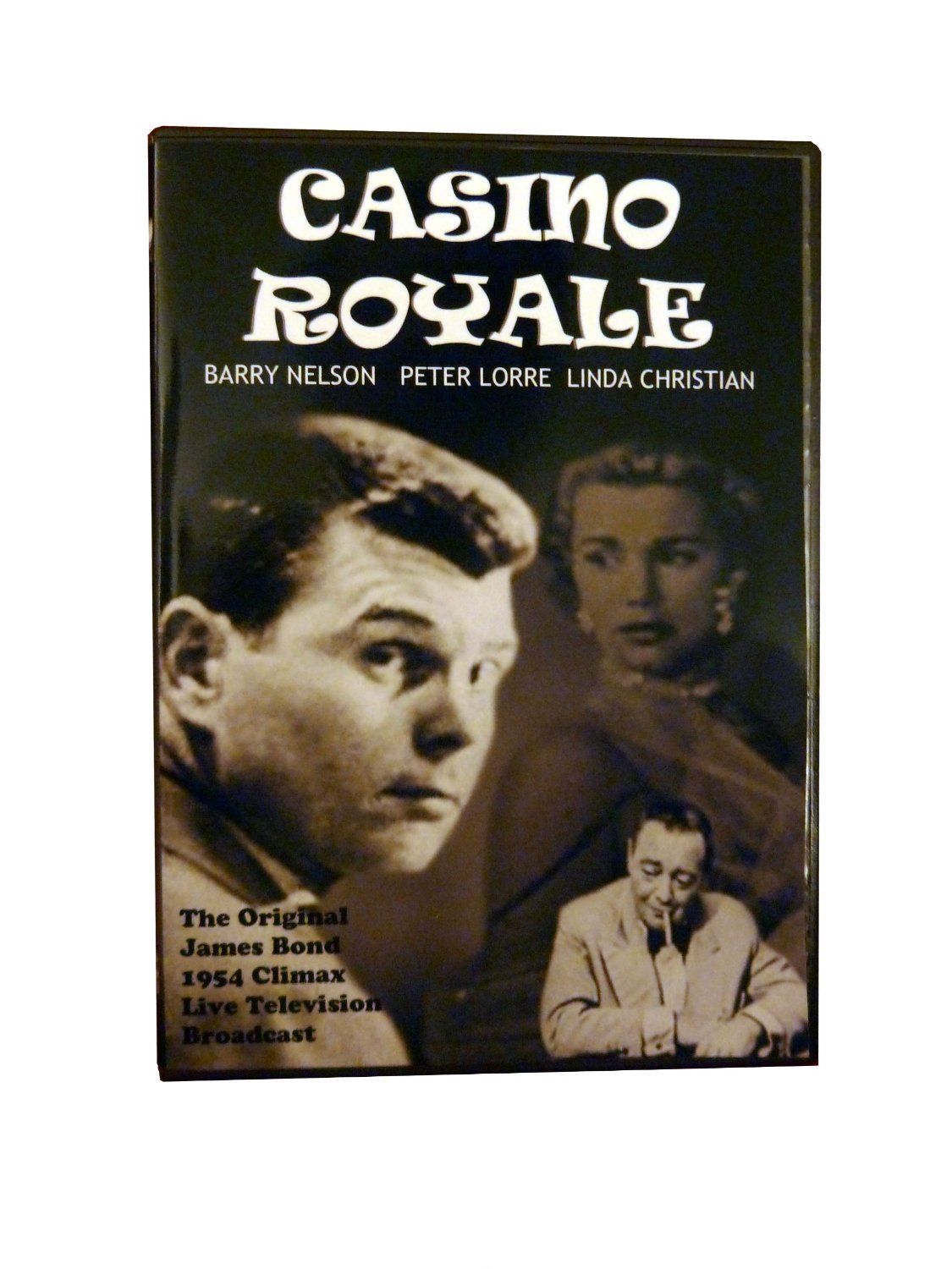 1954 casino royale dvd barry nelson how to help a loved one with a gambling addiction